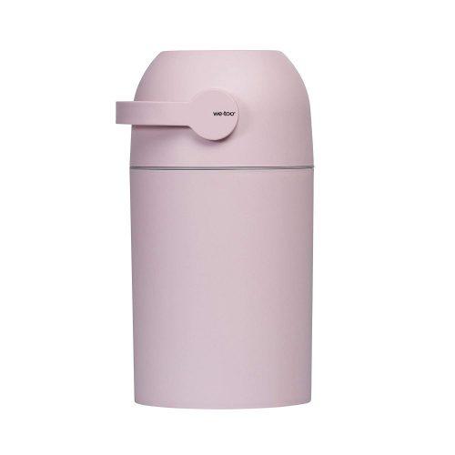 autiņbiksīšu konteiners We-too gaiši rozā