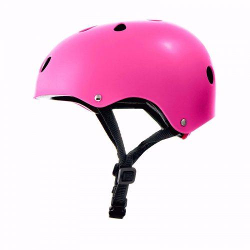 Ķivere bērniem –  regulējama (48-52) KinderKraft Safety Pink
