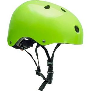 Ķivere bērniem regulējama M (54-56 cm) KinderKraft'18 Safety Green