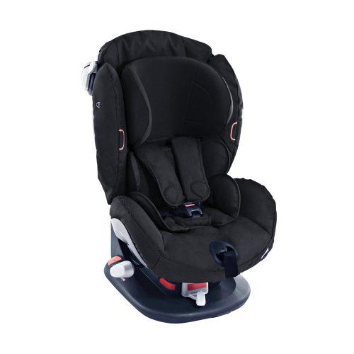 BeSafe autokrēsliņš iZi Comfort X3, 9-18 kg Fresh Black Cab
