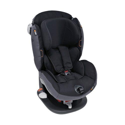 BeSafe autokrēsliņš iZi Comfort X3, 9-18 kg Midnight Black Melange