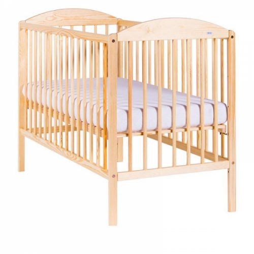 Bērnu gulta 120×60 DREWEX KUBA II , priede