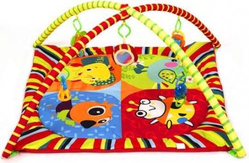 Attīstošais paklājiņš KinderKraft'18 Fun Baby Gum
