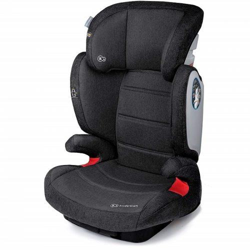 Bērnu Autosēdeklītis 15-36kg KinderKraft'18 Expander Isofix  Black
