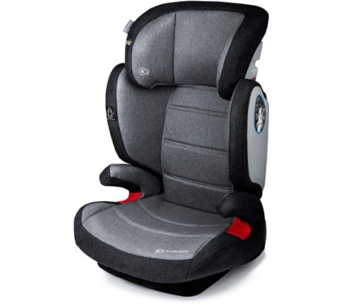 Bērnu autosēdeklītis 15-36 kg KinderKraft'18 Expander Isofix Grey