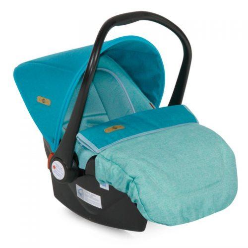 Bērnu autosēdeklis 0-13kg  LORELLI LIFESAVER AQUAMARINE