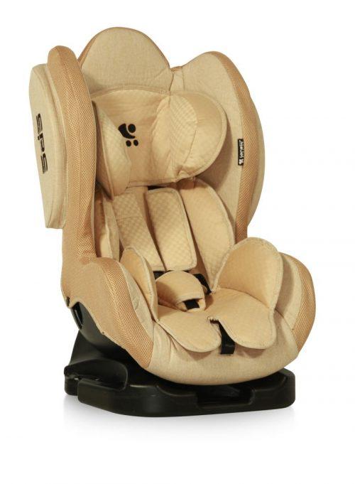 Bērnu autosēdeklis 0-25kg LORELLI SIGMA+SPS  BEIGE