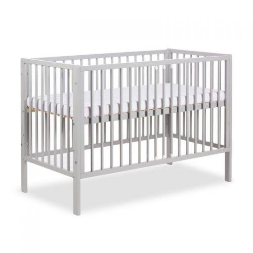 Bērnu gulta 120x60cm, KLUPS RADEK X  pelēka