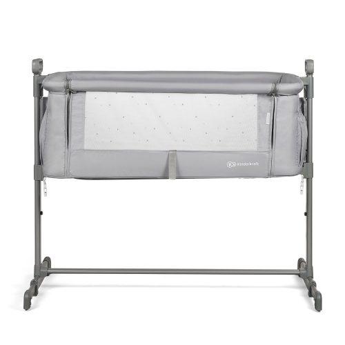 Bērnu gultiņa 2 in 1 KinderKraft'18 Neste Grey