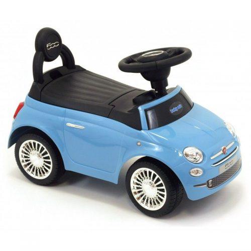 Bērnu stumjamā mašīna BABY MIX FIAT 500 , HZ620 zils