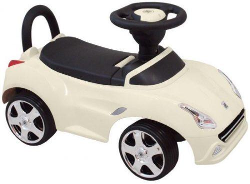 Bērnu stumjamā mašīna BABY MIX LEXUS  UR-HZ603 balts
