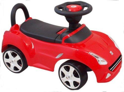 Bērnu stumjamā mašīna BABY MIX LEXUS  UR-HZ603 sarkans