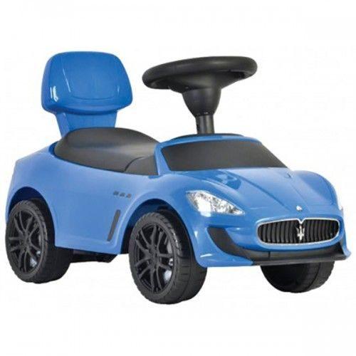 Bērnu stumjamā mašīna BABY MIX MASERATTI Z353  BLUE