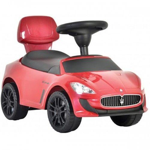 Bērnu stumjamā mašīna BABY MIX MASERATTI Z353  RED