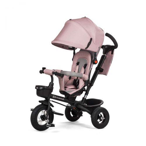 Bērnu trīsritenis 3in1 KinderKraft'18 Aveo Pink
