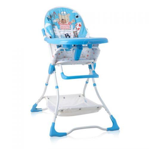 Barošanas krēsls 6m+ LORELLI BONBON  BLUE SAILOR