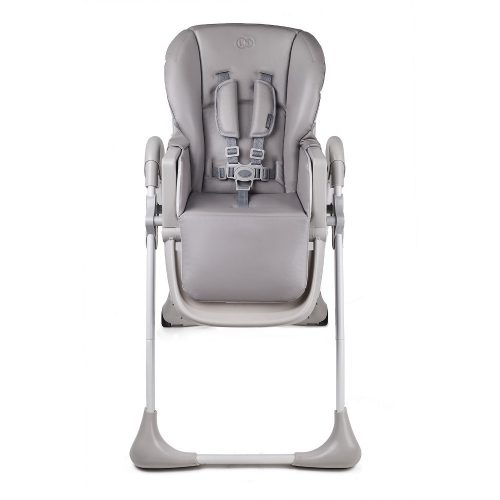 Barošanas krēsls KinderKraft Yummy Grey
