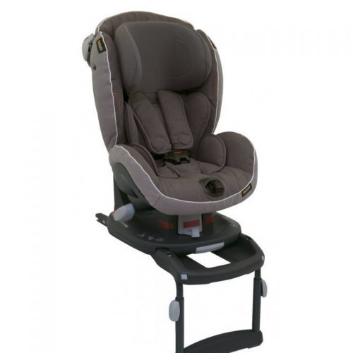 BeSafe autokrēsliņš iZi Comfort X3 ISOfix, 9-18 kg Metallic Melange