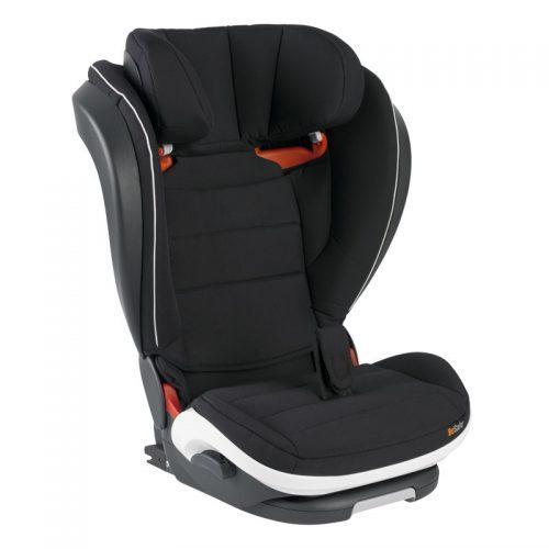 BeSafe autokrēsliņš iZi FlexFIX i-Size, 100-135/150 cm Fresh Black Cab
