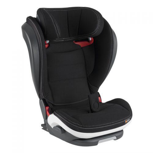 BeSafe autokrēsliņš iZi FlexFIX i-Size, 100-135/150 cm Premium Car Interior Black