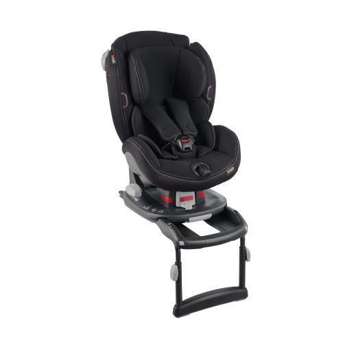 BeSafe autokrēsliņš iZi Comfort X3 ISOfix, 9-18 kg Premium Car Interior Black