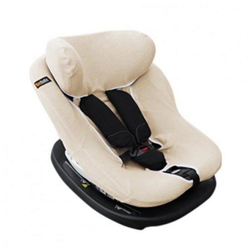 BeSafe iZi Go Modular autokrēsliņa vasaras  pārvalks (bēšs)