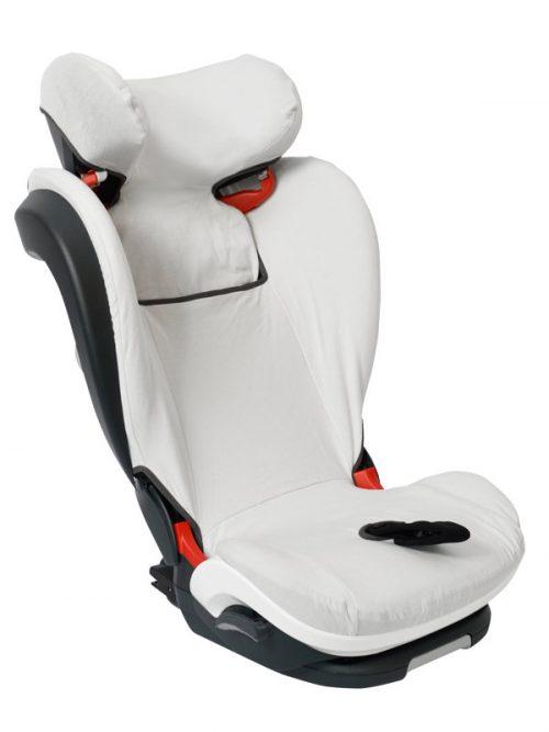 BeSafe iZi Flex FIX autokrēsliņa vasaras  pārvalks (pelēks)