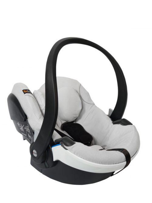 BeSafe iZi Go Modular autokrēsliņa vasaras pārvalks (pelēks)