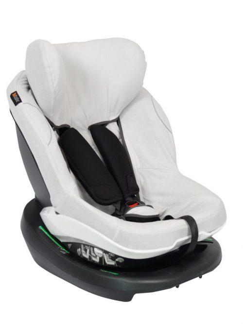 BeSafe iZi Modular autokrēsliņa vasaras  pārvalks (pelēks)