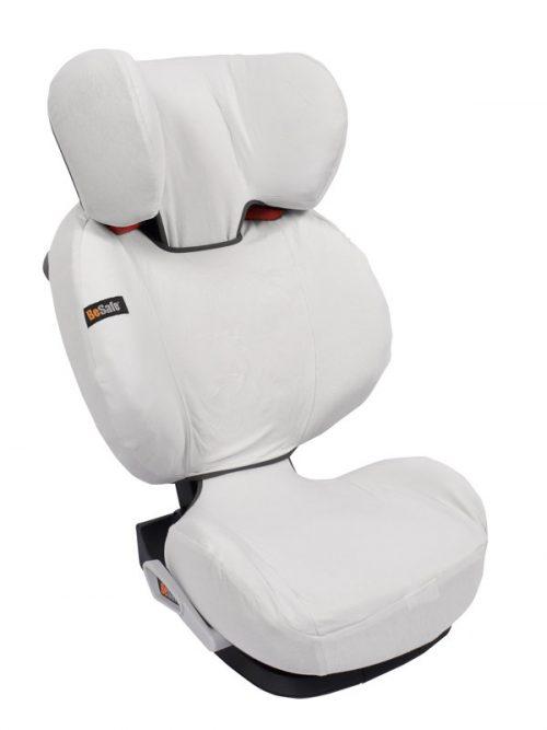 BeSafe iZi Up X3 autokrēsliņa vasaras pārvalks (bēšs)