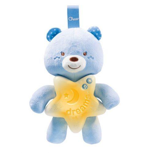 CHICCO FIRST DREAMS Muzikāla rotaļlieta (Zila)