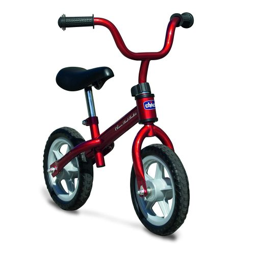 CHICCO līdzsvara ritenis RED BULLET FIRST BIKE 24m+