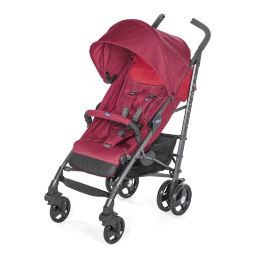 CHICCO PASTAIGU RATI LITE WAY 3 (RED BERRY)