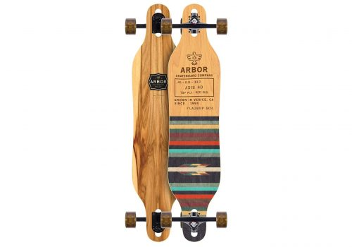 Longbords  Axis Flagship 17 longboard