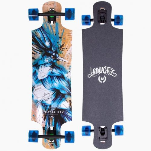 Longbords Landyachtz Maple Drop Hammer Longboard