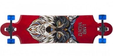 Longbords  Landyachtz Ten To Four Longboard