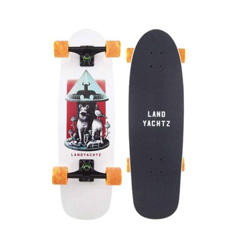 Longbords Landyachtz Tugboat Dog Temple