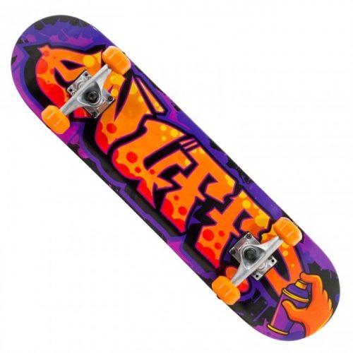 Skrituļdēlis Enuff Graffiti II – violets+oranžs