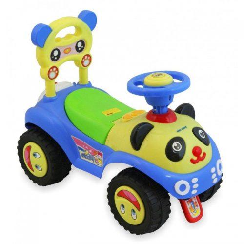 Stumjamā mašīna BABY MIX PANDA 7601 zils