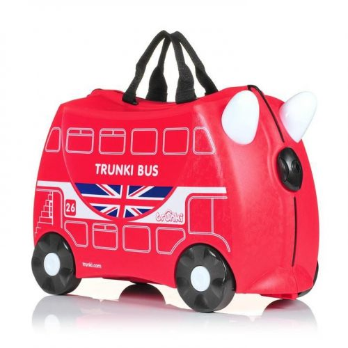 TRUNKI KOFERIS AR RITEŅIEM BUS