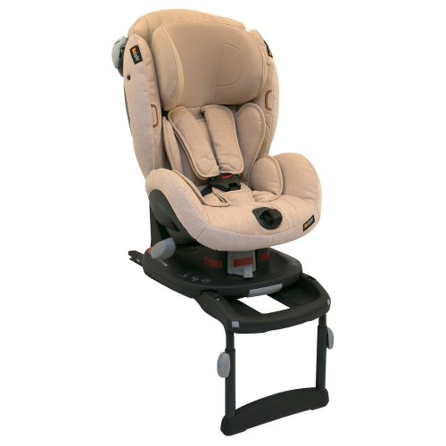 BeSafe autokrēsliņš iZi Comfort X3 ISOfix, 9-18 kg Ivory Melange