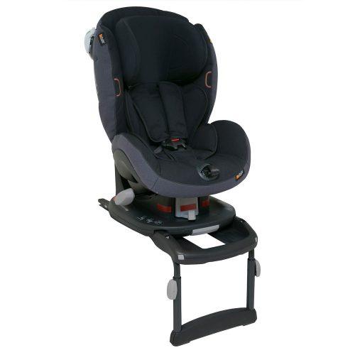 BeSafe autokrēsliņš iZi Comfort X3 ISOfix, 9-18 kg Midnight Black Melange
