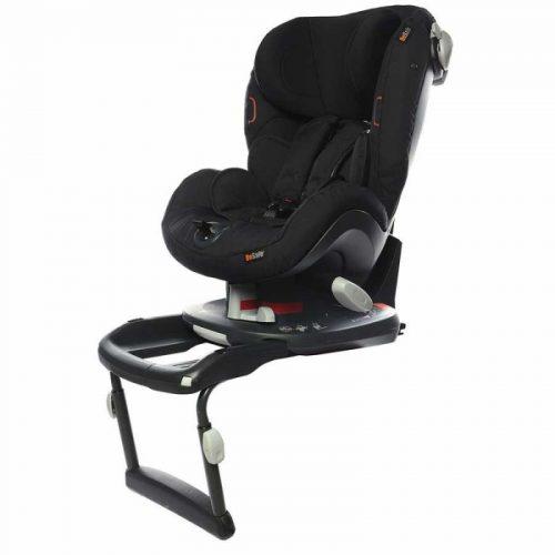 BeSafe autokrēsliņš iZi Comfort X3 ISOfix, 9-18 kg Fresh Black Cab