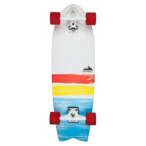 skrituļdēlis D Street Surfskate