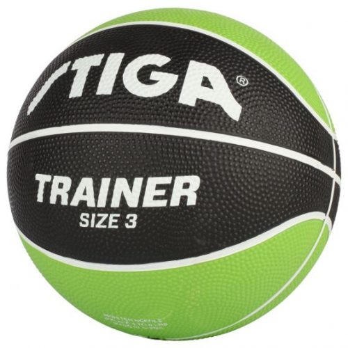 STIGA Basketbola bumba Trainer izm. 3 zaļa