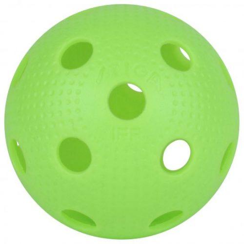 STIGA Florbola bumbiņas EXS 24gb. Zaļa/oranža