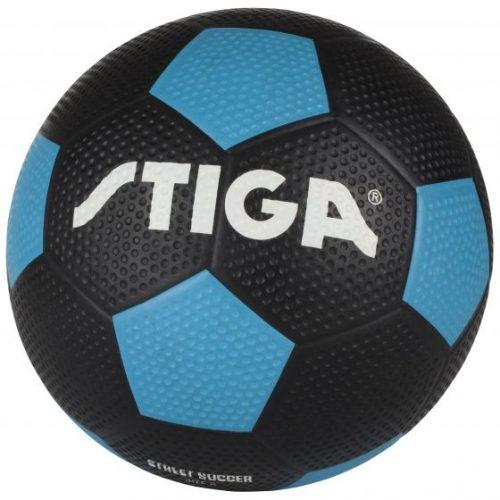 STIGA Futbola bumba STREET SOCCER,  izm.5, melns