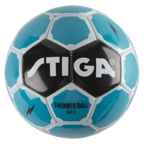 STIGA Futbola bumba Thunder izmērs:2 zila