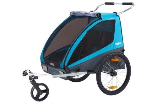 Bērnu rati – velopiekabe Thule Coaster XT