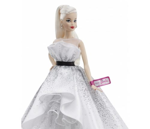 Barbie kolekcijas lelle 60th Celebration Doll